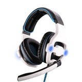 Sades  SA903 7.1 Surround Stereo Sound USB Gaming Headset