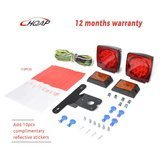 HQAP Submersible LED Trailer Tail Light Kit
