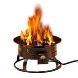 Heininger Portable Propane Outdoor Fire Pit