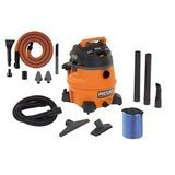 RIDGID Wet/Dry Vac with Auto Detailing Kit