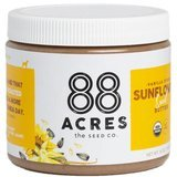 88 Acres Organic dark chocolate sunflower seed butter