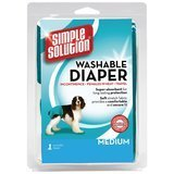 Simple Solution Washable Diapers (1 count)