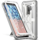 YOUMAKER Heavy Duty Protection Kickstand with Built-in Screen Protector