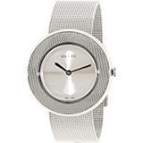 Gucci U Play Silver Dial Stainless Steel