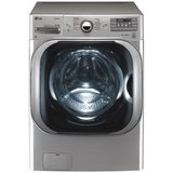 LG 5.2-cu. ft. High-Efficiency Front-Load Washer with Steam