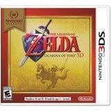 Nintendo The Legend of Zelda Ocarina of Time 3D