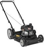 Yard Machines 21-Inch Walk-Behind Gas Lawn Mower